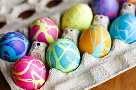 easter egg dye easter egg dyeing chart shows every color simplemost
