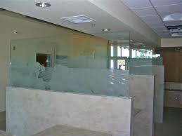 etched glass partitions sans soucie art glass