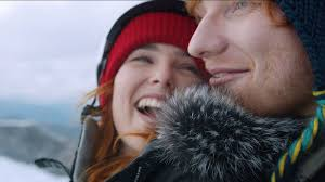 ed sheeran perfect video actress ed sheeran is the perfect gent in new video