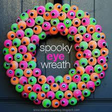 Eye Decorations 60 Best Diy Halloween Decorations For 2017