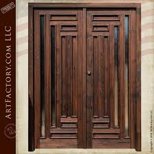 glass wood doors exterior wood doors with glass panels wb designs exterior wood