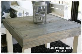 Relooker Une Table Les P U0027tites Décos De Lolo