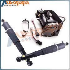 2004 cadillac escalade rear air shocks rear suspension air shocks compressor for cadillac escalade