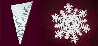 crafts 12 gorgeous paper snowflake designs