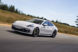 new porsche 4 door 2018 porsche panamera turbo s e hybrid first drive review the 918