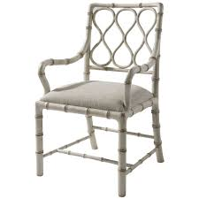 Theodore Alexander Buffet by Theodore Alexander Indochine Cream Claydon Armchair Set Of 2