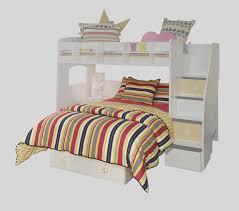 girls platform beds furniture white stain wooden girls bunk bed with storage ladder