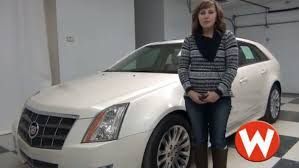 2013 cadillac cts wagon for sale 2011 cadillac cts wagon review walkaround used cars and