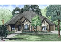 european house plans one home plan homepw76424 2340 square 3 bedroom 2 bathroom