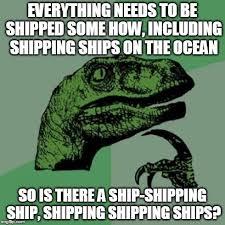 I Ship It Meme - philosoraptor meme imgflip