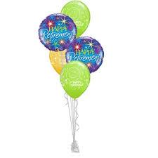 retirement balloon bouquet retirement bouquets retirement balloons vancouver canada balloons
