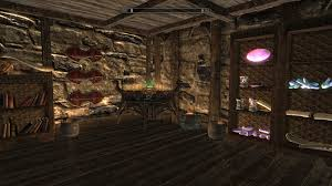 Skyrim Home Decorating A Good Way To Light Up Dark Rooms Place A Torch In A Bucket Of