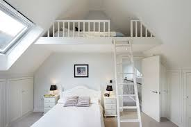 Bedroom Loft | kingston upon thames surrey traditional bedroom london by