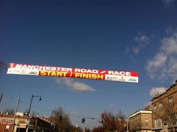 manchester road race also has a connection rooted in fame