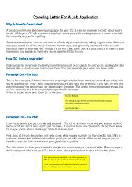 good cover letter cover letter format creating executive samples