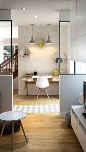 bureau lumineux un bureau lumineux au style scandinave et industriel office