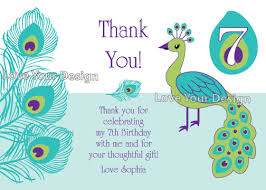 thank you cards with a photo