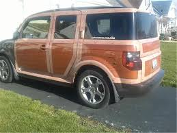 Honda Toaster Car Woody Woodie Wood E Archive Page 2 Honda Element Owners Club