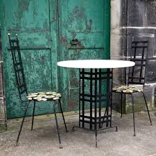 bar height patio set trying bar height patio table and chairs at home
