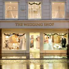 wedding shop the wedding shop