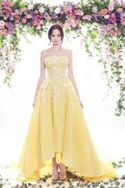 yellow wedding dress lurelly bridal high fashion wedding dresses inspiration yellow