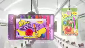 mr sketch scented markers and crayons tv commercial u2013 coloring
