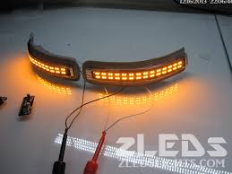 nissan altima 2016 mirror nissan maxima sequential led mirrors signals by zleds youtube