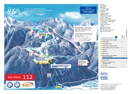 Mountain Ranges World Map by Trail Map Vogel U2013 Bohinj
