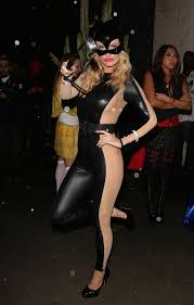 west hollywood halloween party joanna krupa at a halloween party in west hollywood hawtcelebs