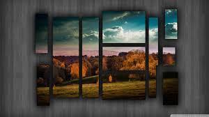 landscape puzzle 4k hd desktop wallpaper for 4k ultra hd tv