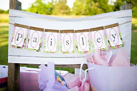 Baby Shower Outdoor Ideas - backyard baby shower guest feature celebrations at home