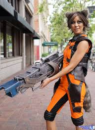 Girls Raccoon Halloween Costume Rocket Raccoon Guardians Galaxy Cosplayer Stylish