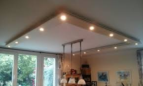 Dining Table Ceiling Lights Ikea Hack I Don T Think I Want The Dust Collecting Area Above It