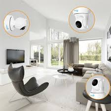 interior home surveillance cameras x3 wireless security 960p ip home surveillance
