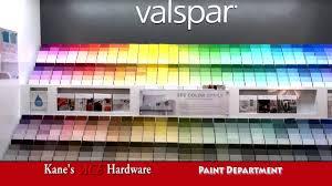 Valspar Paint Color by Kane U0027s Ace Valspar Paint Infomercial Youtube
