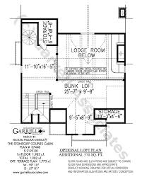 cabins plans stonecliff couples cabins house plans by garrell associates inc