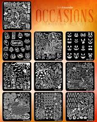 145 best stamping plates images on pinterest nail stamping
