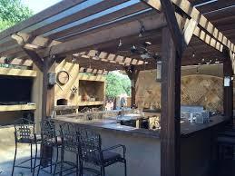 cuisine extérieure d été cuisine d été prix des équipements habitatpresto