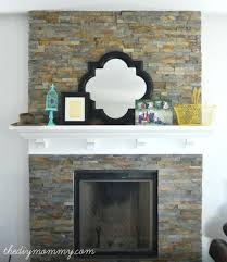tile fireplace surrounds ideas glass photos pictures our the mommy