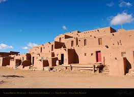 native american adobe house taos pueblo more house plans 66775