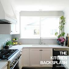 kitchen backsplash modern caruba info