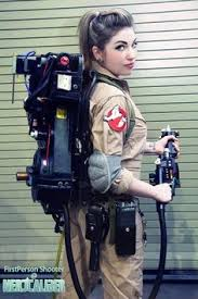 Ghostbusters Halloween Costumes Ghostbuster Deluxe Childs Costume Blow Proton Pack Small