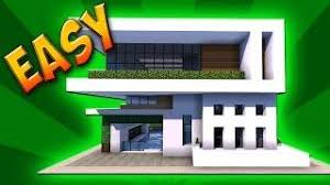 Best 20 Minecraft Small Modern by How To Build A Small Modern House In Minecraft Easy