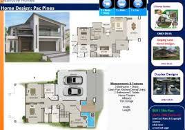 waterfront house plan