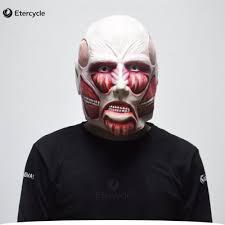 aliexpress com buy halloween mask attack on titan shingeki no