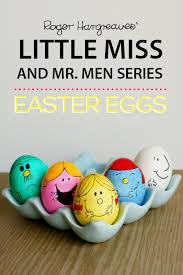 Spin An Egg Easter Egg Decorating Kit by Diy Little Miss U0026 Mr Men Easter Eggs Easter Egg And Parents