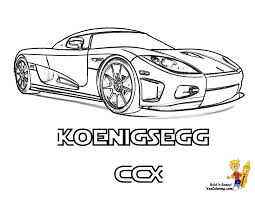 koenigsegg agera r coloring pages eson me