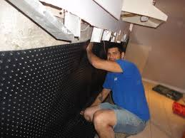 fuel ghoul internal gutter as waterproofing remedy for wet