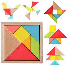 tangram puzzle newcreativetop 7 children educational