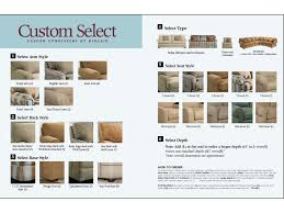 Upholstery Fabric Outlet Melbourne Kincaid Furniture Custom Select Upholstery Custom 3 Piece